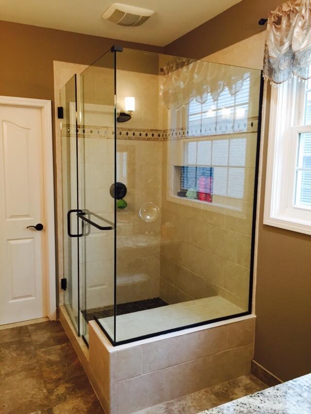 Glass Shower Door Installation | Michigan | Frameless & Euro Doors