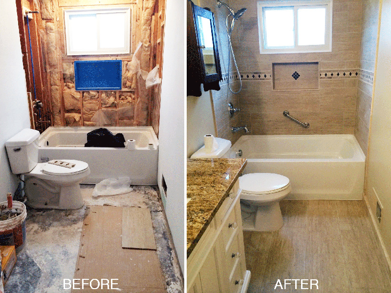 Bathroom Remodeling Contractor In Southeast Michigan - Bathroom renovation company